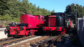 heritage diesel locomotives